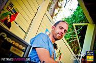 Dj Saradis @ Blue Lake Sunday Parties 15-07-12 Part 1