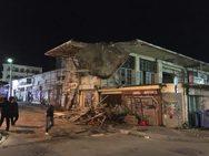 Κατέρρευσε η οροφή της δημοτικής αγοράς στην Χαλκίδα (φωτο+video)
