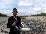 Πάτρα - Θέλει να στεφθεί πανελλήνιος πρωταθλητής ο Ντένις Γιούρα (pics)