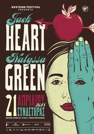 Nalyssa Green & Jack Heart Live στον Συνδετήρα