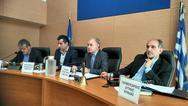 Πάτρα: Με ανταλλαγή ευχών και καφέ ολοκληρώθηκε το Περιφερειακό Συμβούλιο (pics+video)