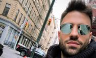 Στη Νέα Υόρκη θα περάσει το Πάσχα ο Κωνσταντίνος Αργυρός (φωτο)