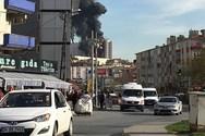 Μεγάλη φωτιά σε νοσοκομείο στην Κωνσταντινούπολη (video)
