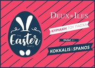 The Easter Party at Deux Iles