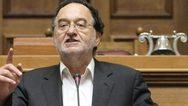 Λαφαζάνης: 'Η ελληνική και η κυπριακή κυβέρνηση σιώπησαν για τον πυρηνικό σταθμό στο Ακουγιού'