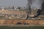 Αυξάνονται συνεχώς οι νεκροί από τις νέες αιματηρές συγκρούσεις στη Γάζα (φωτο)