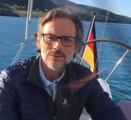Οι ευχές του Γερμανού πρέσβη για το Πάσχα στα ελληνικά (video)