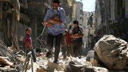 Η Γερμανία καταδίκασε τη χρήση χημικών όπλων στη Συρία