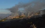 Η Αράχωβα χάθηκε στους καπνούς από το ψήσιμο των αρνιών (pics)