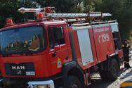 Αχαΐα: Ξέσπασε πυρκαγιά στον οικισμό Καλλιθέα της Κλειτορίας (φωτο)