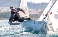 Με ελληνικές πρωτιές άρχισαν τα Ευρωπαϊκά Πρωταθλήματα Laser 4,7 στην Πάτρα!