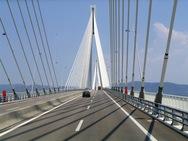 25.600 διελεύσεις από τη Γέφυρα Ρίου - Αντιρρίου τη Δευτέρα του Πάσχα!