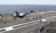 Δείτε πως απογειώνονται και πως προσγειώνονται τα μαχητικά στο αεροπλανοφόρο (video)