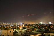 ΗΠΑ, Γαλλία και Βρετανία χτύπησαν με πυραύλους τη Συρία (pics+video)