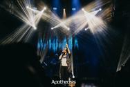 Δέσποινα Βανδή live at Apotheosis Stage 14-04-18 Part 2/2