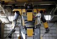 Ρομπότ-γίγαντας στην Κίνα, ζυγίζει πάνω από 7 τόνους (video)