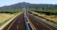 Χαμόγελα στο Υπουργείο Υποδομών για τα ρεκόρ κίνησης οχημάτων στην Ιόνια Οδό