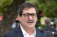 Πάτρα: Ο Κώστας Πελετίδης στην πορεία ενάντια στην εμπλοκή της χώρας σε πολέμους