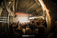 Greek Night At Macao Rf Street 16-04-18