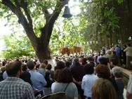 Πάτρα - Γιορτάζει το ξωκλήσι των Αγίων Μυροφόρων!