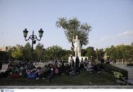 Χωρίς τέλος οι προσφυγικές ροές στη Θεσσαλονίκη