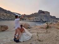 Ακυρώθηκαν 300 πολιτικοί γάμοι αλλοδαπών στη Λίνδο
