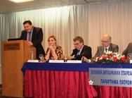 Πάτρα - Με επιτυχία πραγματοποιήθηκε η ενημερωτική εκδήλωση «Ακτινοβολία-ήλιος και καρκίνος» (φωτο)