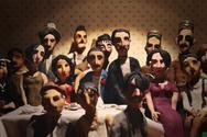 Ο Μάρκος Βαμβακάρης γίνεται χαρακτήρας κινουμένων σχεδίων (video)