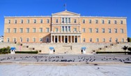 Η Βουλή φωταγωγείται για την Παγκόσμια Ημέρα Βιβλίου και Πνευματικών Δικαιωμάτων