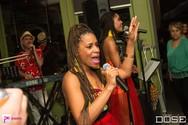ΟιCubaneros παρέσυραν με την εξωτική τους μουσική, τους θαμώνες τους Dose (φωτο)