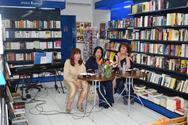 Πάτρα: Με επιτυχία παρουσιάστηκε η ποιητική - εικαστική σύνθεση 'Ανεμώνες Αλκυόνη' (pics)