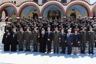 Εκδήλωση προς τιμήν της Στρατιωτικής Σχολής Ευελπίδων έλαβε χώρα στο Δήμο Παπάγου - Χολαργού (pics)