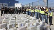 Ισπανία: Κατασχέθηκαν πάνω από 8 τόνοι κοκαΐνης