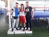 Χρυσό μετάλλιο (και) στο σχολικό πρωτάθλημα για την Πατρινή, Άννα Κορφιάτη! (pics)