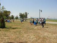 Πάτρα - Το Νότιο Πάρκο, δέχθηκε τη φροντίδα των εθελοντών του Let's do it Greece (φωτο)
