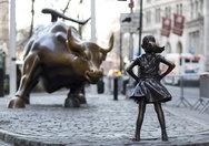 Το άγαλμα-σύμβολο της Wall Street για την ισότητα των φύλων (φωτο)