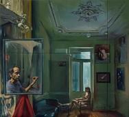 Ατομική Έκθεση Ζωγραφικής στη Galerie 'f'