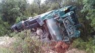 Τραγωδία στην Τήνο: Απορριμματοφόρο έπεσε σε γκρεμό
