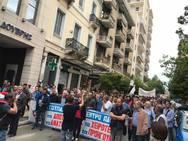Πάτρα: Ολοκληρώθηκε η πορεία του ΠΑΜΕ για την Πρωτομαγιά