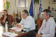 Αχαΐα: Συνεδρίασε το συντονιστικό τοπικό όργανο πολιτικής προστασίας του Δήμου Ερυμάνθου (φωτο)
