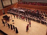 Η παιδική χορωδία του 17ου Γυμνασίου Πάτρας στο Μεγάρο Μουσικής Θεσσαλονίκης! (φωτο)