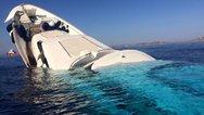 Βυθίστηκε σκάφος στην Καβάλα