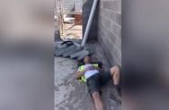 Η φάρσα που έκαναν οικοδόμοι σε συνάδελφό τους (video)
