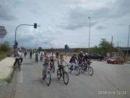 Πάτρα - Από το Ρίο μέχρι την πλατεία Γεωργίου με το ποδήλατο! (φωτο)