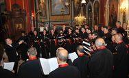 Πάτρα - Μια υπέροχη μουσική εκδήλωση, η συναυλία της χορωδίας «Θεόδωρος Φωκαεύς» στην Ευαγγελίστρα (φωτο)