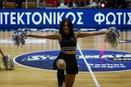 Μιρένια Παπαδιονυσίου - Η cheerleader που σίγουρα προσέξαμε στα ματς του Προμηθέα Πατρών! (pics)