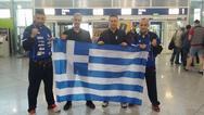 Ο Πατρινός πρωταθλητής Δήμος Ασημακόπουλος αναχώρησε για το Μεξικό! (pic)