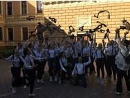Βραβείο για το 18ο Γυμνάσιο Πάτρας σε διεθνή διαγωνισμό χορωδιών στη Σερβία (pics)
