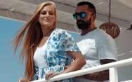 Σάρα Εσκενάζυ: Δεν είμαι ζευγάρι με τον Μπο (video)