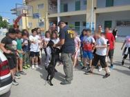 Μαθητές του 33ου Δημοτικού Σχολείου Πατρών, γνώρισαν το επάγγελμα του αστυνομικού! (φωτο)